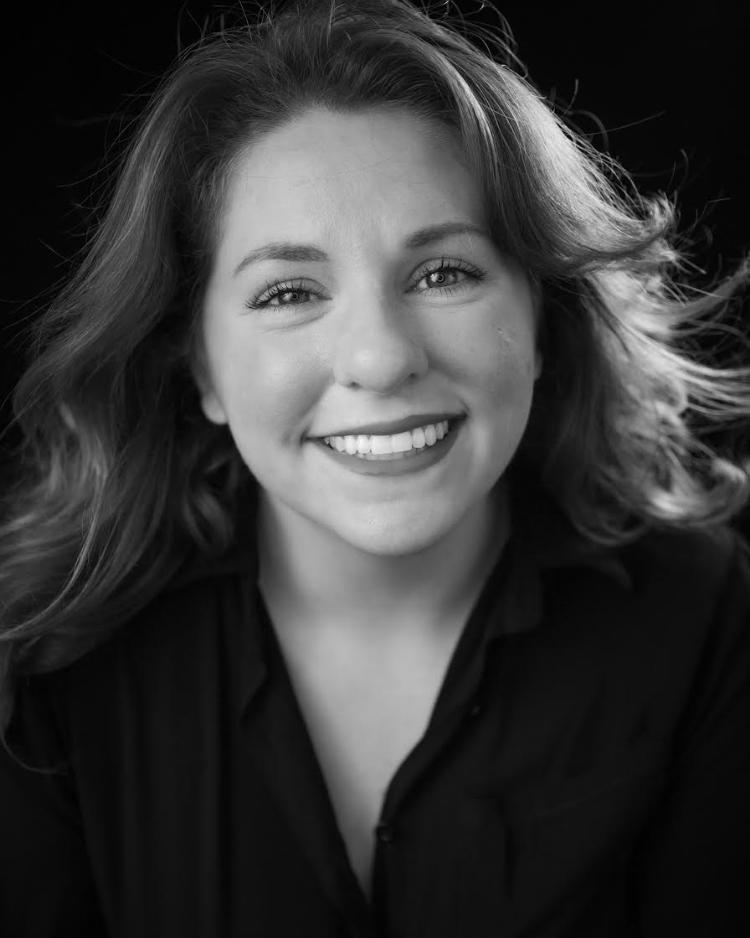 Headshot of Social Worker Lauren Capello